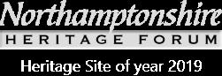 Northamptonshire Heritage Fund logo