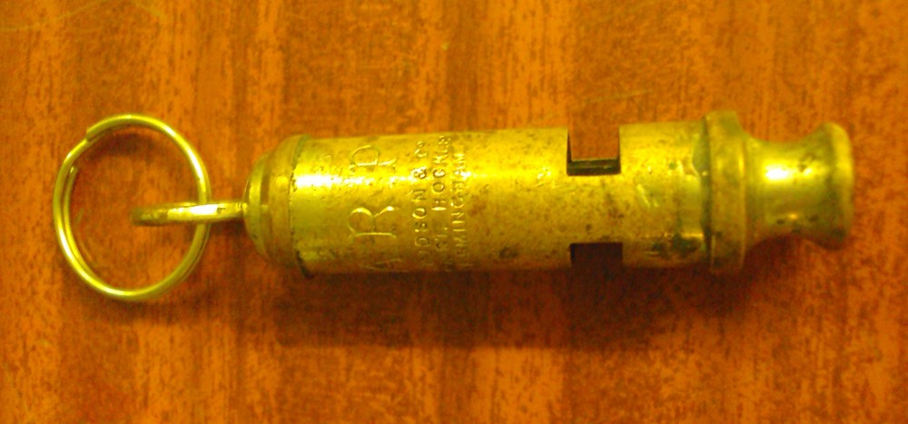 ARP Whistle