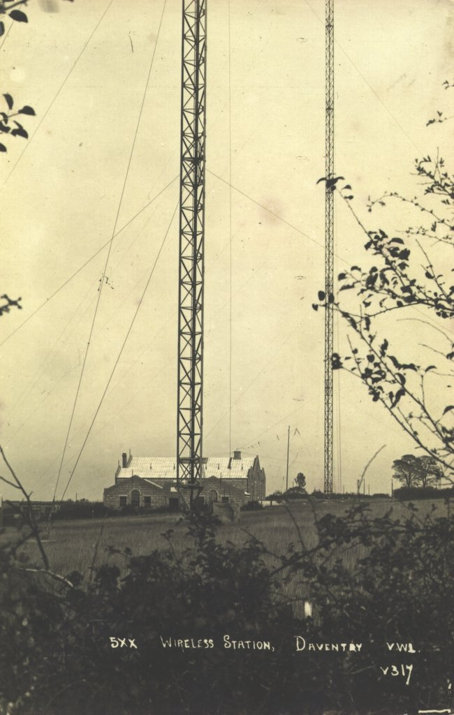 5XX Wireless Station Daventry