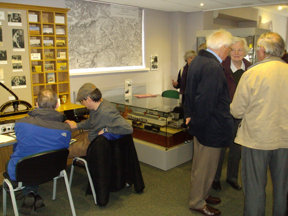 New exhibition on show at Daventry Museum.